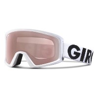 (取寄)ジロ ブローク フラッシュ スキー ゴーグル Giro Men's Blok Flash Ski Goggles White Futura/Rose Silver