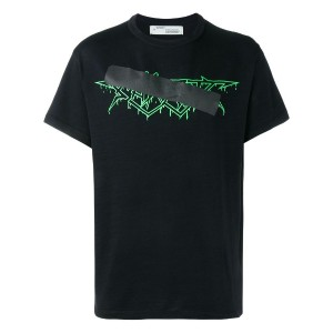 Off-White - Rock Mirror Tシャツ - men - コットン - XS