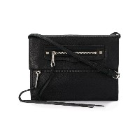 Rebecca Minkoff - long fringes crossbody bag - women - カーフレザー - ワンサイズ