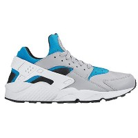 (取寄)ナイキ メンズ エア ハラチ Nike Men's Air Huarache Wolf Grey Aquatone Purple Dynasty White