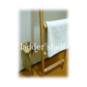 Ladder shelf 【MoLdiN' WoLF】