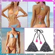 ★Victoria's secret★セール!Reversible Triangle Top 345-626 Victoria's secret(ヴィクトリアシークレット) バイマ BUYMA
