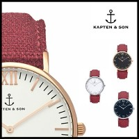 "★Kapten Son ★ ""BORDEAUX"" Canvas:Campus40mm/Campina36mm KAPTEN SON(キャプテン&サン) バイマ BUYMA"