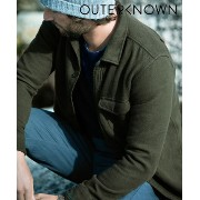 【OUTER KNOWN】サファリ掲載ブランド フォグバンクシャツ Outer known(アウターノウン) バイマ BUYMA