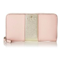 ケートスペード Cedar Street Racing Stripe Lacey Wallet Rose kate spade new york(ケイトスペード) バイマ BUYMA