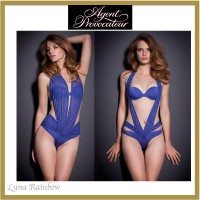 【Agent Provocateur】Lyssandra Swimsuit ★モノキニ★ Agent Provocateur(エージェントプロヴォケイター) バイマ BUYMA