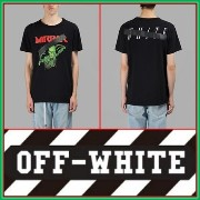 【17SS新作】Off-White★BLACK SKULL MIRROR T-SHIRT Off-White(オフホワイト) バイマ BUYMA