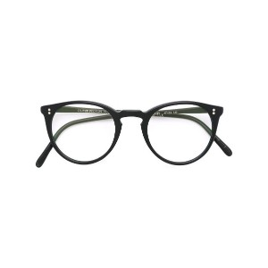 Oliver Peoples - O'Malley 眼鏡フレーム - unisex - アセテート - 47