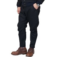 FREEWHEELERS フリーホイーラーズ 1920 U.S.NAVY BREECHES HEAVY WEIGHT WOOL MELTON NAVY
