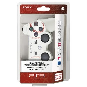 PS3 DualShock 3 Wireless Controller - MLB 11 The Show Edition (輸入版)