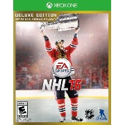 NHL 16 Deluxe Edition (輸入版:北米) - XboxOne