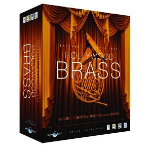 EastWest Quantum Leap Hollywood Brass Diamond Edition Win オーケストラ ブラスコレクション Win版 【国内正規品】