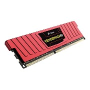 CORSAIR DDR3 メモリモジュール VENGEANCE LP Series 8GB×1枚キット CML8GX3M1C1600C9R