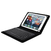 Cooper Cases(TM) Backlight Executive Toshiba Excite AT200, Tablet A204YB タブレット Bluetoothキーボードフォリオ...