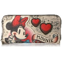 Loungefly x Disney Minnie Mouse Tattoo Wallet