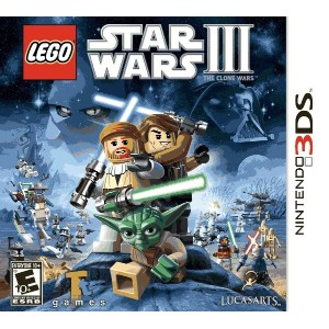 Lego Star Wars 3 the Clone Wars (輸入版: 北米)