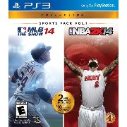 Sports Pack Vol. 1 - MLB 14 The Show / NBA2K14(北米版)