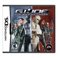 G.I. Joe The Rise of Cobra The Game (DS 輸入版 北米)