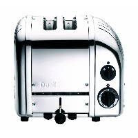 Dualit 2-Slice Toaster, Chrome 並行輸入