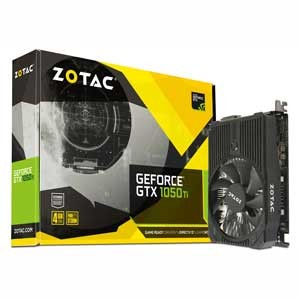 ZT-P10510A-10L【税込】 ZOTAC PCI-Express 3.0 x16対応 グラフィックスボードZOTAC GeForce GTX 1050 Ti 4GB Mini ...