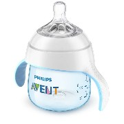 Philips Avent My Natural Trainer Cup (ブルー) [並行輸入品]