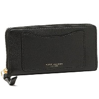 (マークジェイコブス) MARC JACOBS マークジェイコブス 財布 MARC JACOBS M0008168 001 RECRUIT CONTINENTAL WALLET 長財布 BLACK ...