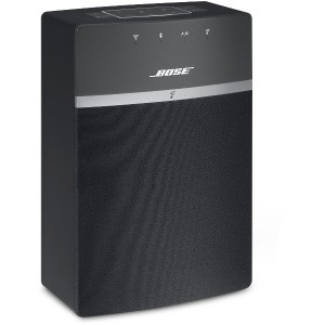 Bose SoundTouch 10 wireless music system : ワイヤレススピーカー Bluetooth・Wi-Fi対応 ブラック SoundTouch 10 BLK...