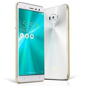 ASUS ZenFone 3 ZE520KL 4G/64G SIMフリー ホワイト-White 4G LTE (5.2inch/Full HD/Android 6.0/Qualcomm...
