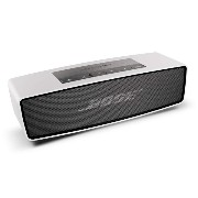 Bose SoundLink Mini Bluetooth speaker : Bluetoothスピーカー シルバー SLink Mini
