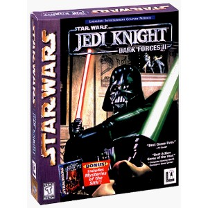 Star Wars Jedi Knight: Dark Forces II (includes Mysteries of the Sith) (輸入版)