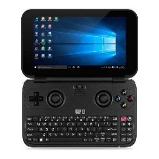 GPD WIN 黒 + USB microSDカードリーダー付き (Windows10 /5.5inch /IPS液晶 /Intel Atom X7 Z8700) (4GB/64GB)(USB...