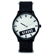 Versus - Analog quartz Wristwatch, tessuto 3
