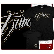 TRIBAL STREET WEAR Tシャツ 【FLAKS SCRIPT】
