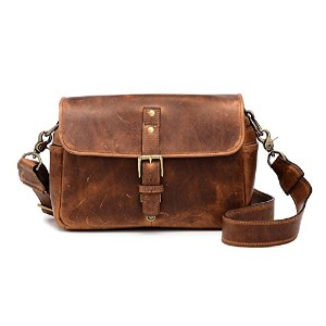 ONA カメラバッグ THE LEATHER BOWERY (Antique Cognac) ONA5-014LBR 国内正規品
