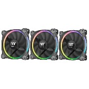Thermaltake Riing 14 RGB ファン Premium Edition -3Pack- PCケースファン FN1060 CL-F051-PL14SW-A