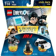 Lego Dimensions: Mission Impossible Level Pack