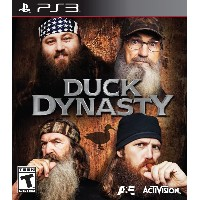 Duck Dynasty (輸入版:北米) - PS3