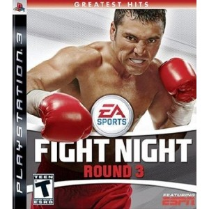 Fight Night Round 3 (輸入版)