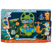 Fisher Price Octonauts Launch & Explore Octo-Lab CHL15