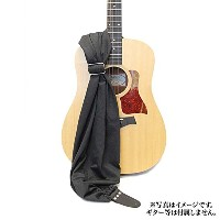 Capturing Couture キャプチャリンクチュール ギターストラップ Charcoal Scarf Guitar Strap