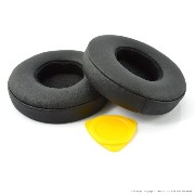 Replacement Earpad for Beats by Dr. Dre Solo2, Solo 2.0 Headphone / ヘッドホン交換用イヤーパッド (Black)