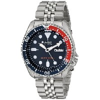 [cpa][c:0][b:6][s:3.20][セイコー]Seiko 腕時計 Stainless Steel Automatic Dive Watch SKX175 メンズ [逆輸入]