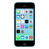 Apple iPhone5c 16GB ブルー 白ロム ME543J/A