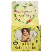 海外直送品 Earth Mama Angel Baby Angel Baby Bottom Balm, 2 OZ