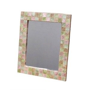 COQUILLAGE SHELL MIRROR MIX