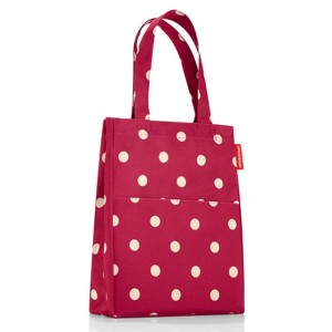 reisenthel ランチバッグ L iso RUBY DOTS 39-1067-00