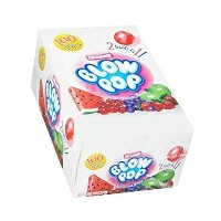 Charms Blow Pop Assorted Lollipops, 100 Lollipops in a Box [Personal Care] by Charms