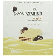 Power Crunch High Protein Energy Snack, Cookies & Creme, 1.4-Ounce Bars (Pack of 12) by Bio Nutritional [並行輸入品]