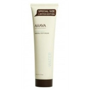Ahava Deadsea Water Mineral Foot Cream 50pct More Limited Edition (並行輸入品) [並行輸入品]