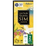 インターネットイニシアティブ IIJmio JAPAN TRAVEL SIM 2GB(nanoSIM) IM-B106(N-TRAVEL)